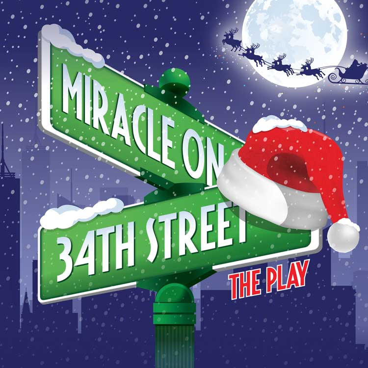Miracle on 34th Street Logo